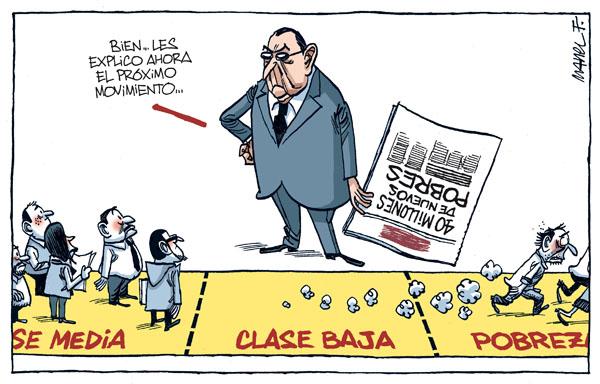 40 millones de pobres - Manel Fontdevila