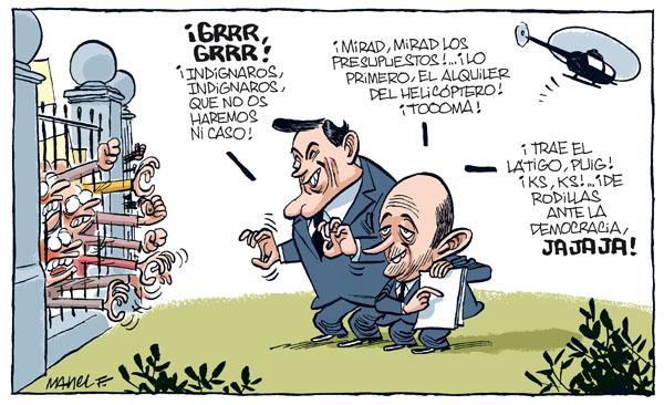 Manel Fontdevila a Público.