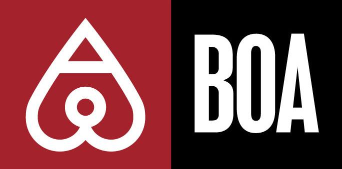 Logo del sello discográfico Boa Música