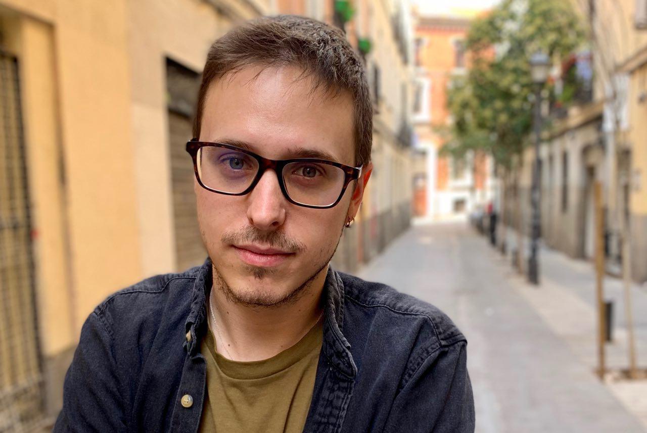 Francesc Miró. Foto: Jose A. Luna