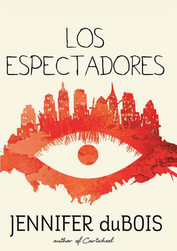 Portada de 'Los espectadores' (Ed. Llibres de l'Encobert)