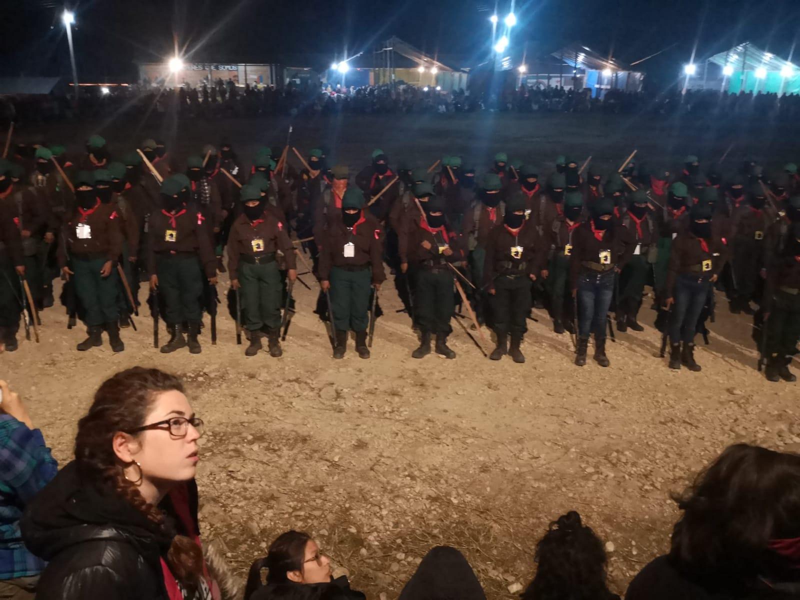 Segundo Encuentro Internacional de Mujeres que Luchan del EZLN
