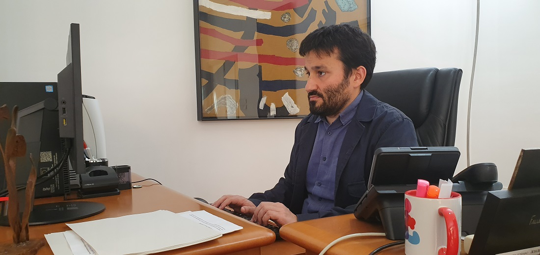 Vicent Marzà, conseller de Educación, Cultura y Deporte de la Generalitat Valenciana.