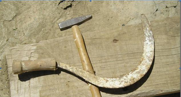 Hoz y martillo