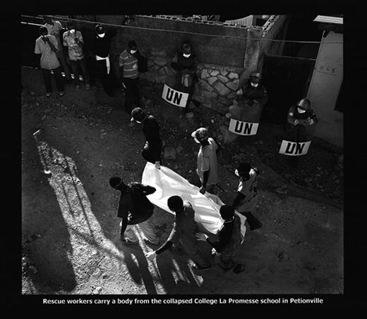 Premios Pulitzer ´09 Haiti11