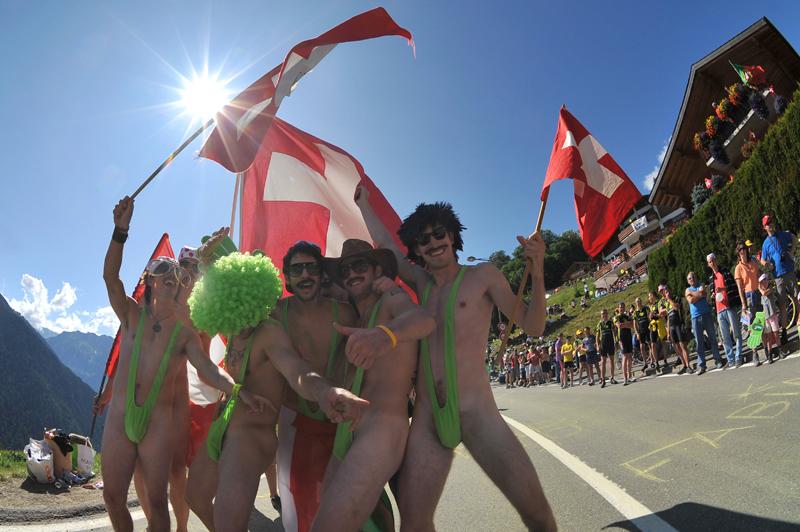 La mesa de luz » Un día en el Tour de France