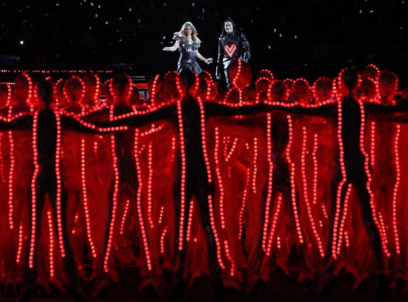 Lamesa (TX) United States  city photos : La mesa de luz » XLV Super Bowl