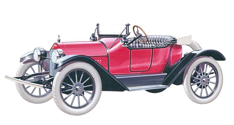 Los 100 años de Chevrolet