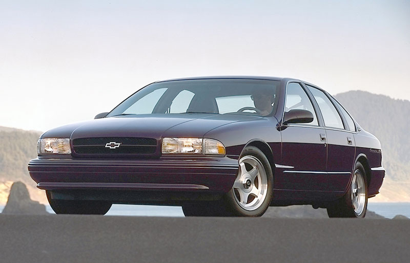 As full-size sedans die off, Impala could be next on the chopping block