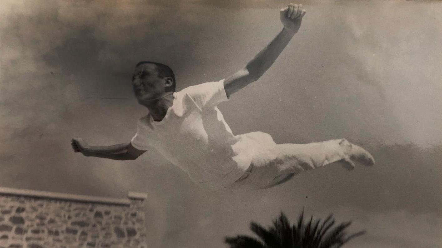 Imagen de Juan Romero Álvarez, asesinado por ETA el 21 de junio de 1993. (Archivo familiar)
