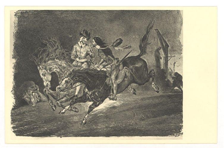 El mito del Fausto es una de las leyendas clásicas de la cultura alemana, que Goethe recuperó en el Romanticismo. Wikimedia Commons