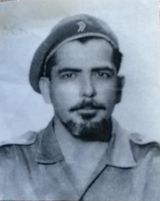 Mario Alberto Tagle y Babé, teniente del Ejército cubano en los primeros años de la revolución