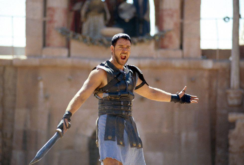 Fotograma de 'Gladiator', película dirigida por Ridley Scott en 2000. Universal Pictures