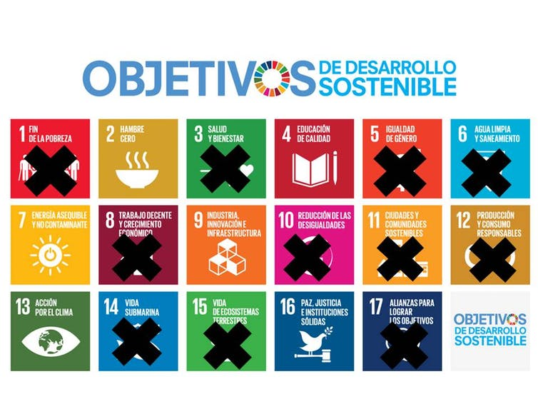 Las resistencias afectan a al menos 10 de los 17 objetivos de desarrollo sostenible propuestos por la ONU. Author provided