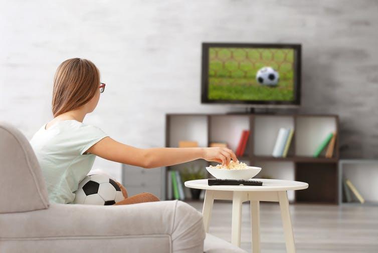 El sedentarismo está arraigado en nuestro cerebro. Shutterstock