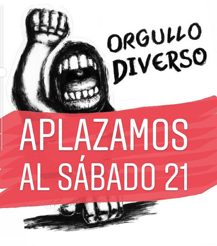 La concentración por el Orgullo Diverso será el 21 de septiembre en la Plaza de Isabel II, de Madrid