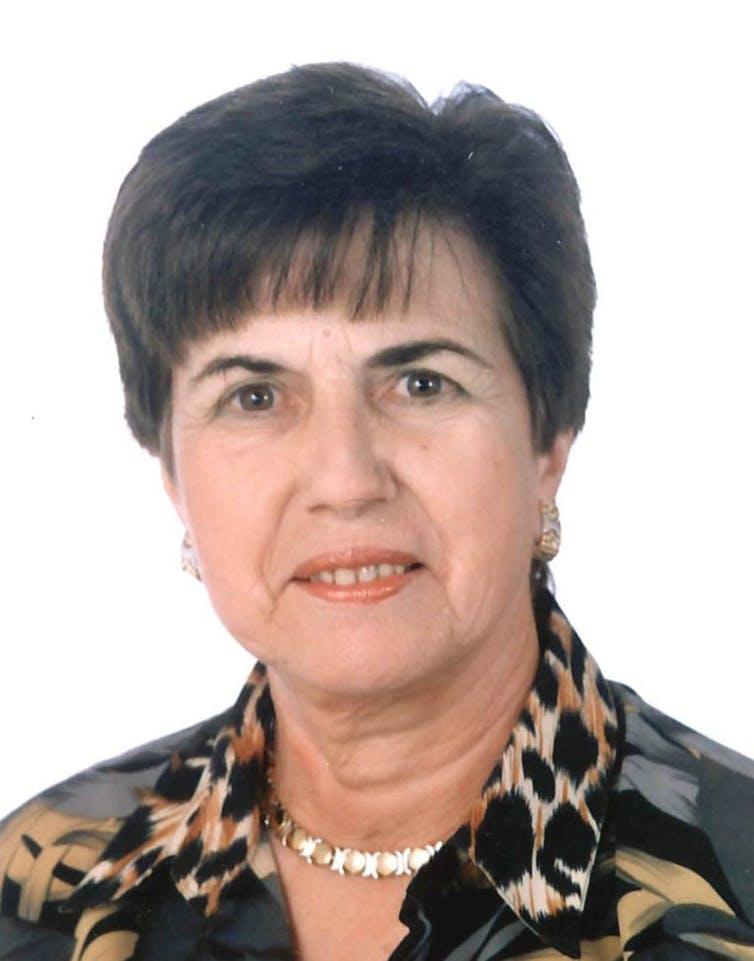 Vicenta Llorente del Moral. José Ignacio López-Colón, Author provided