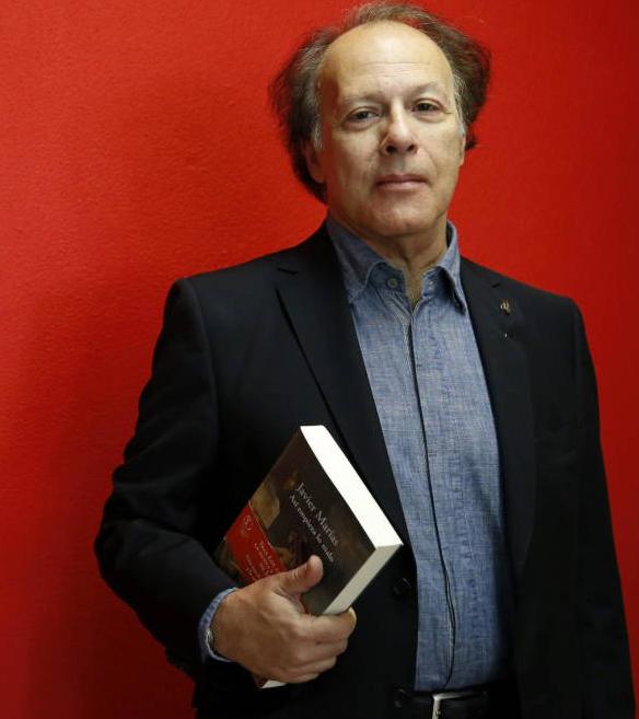 El escritor Javier Marías EFE