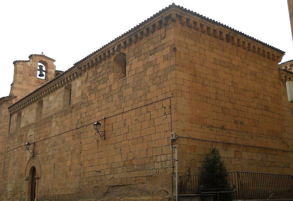Convento de Santa Isabel, Salamanca. Cruccone / Wikimedia Commons, CC BY