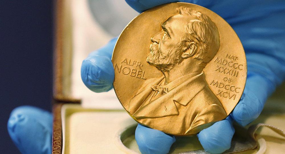 Medalla de los Premios Nobel. REUTERS