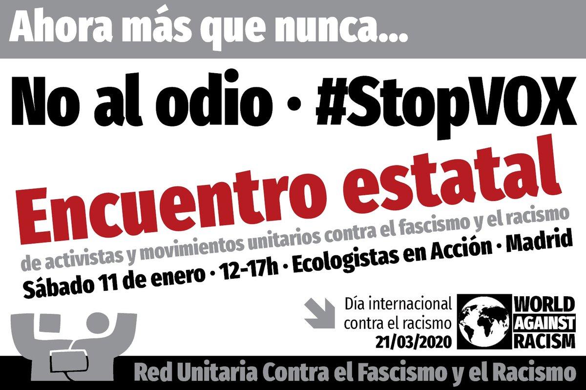 No al odio #StopVox
