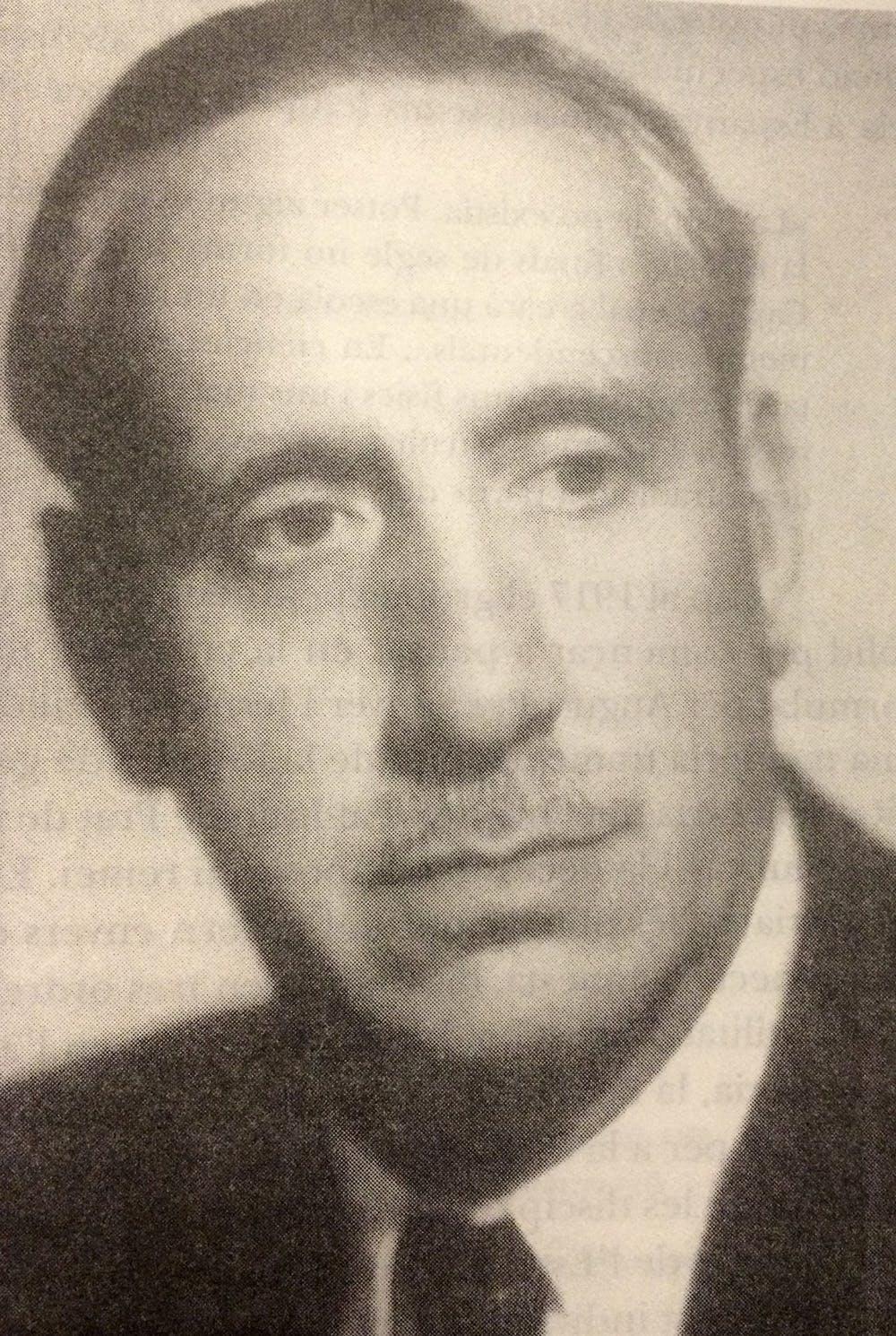 August Pi i Sunyer. Wikipedia