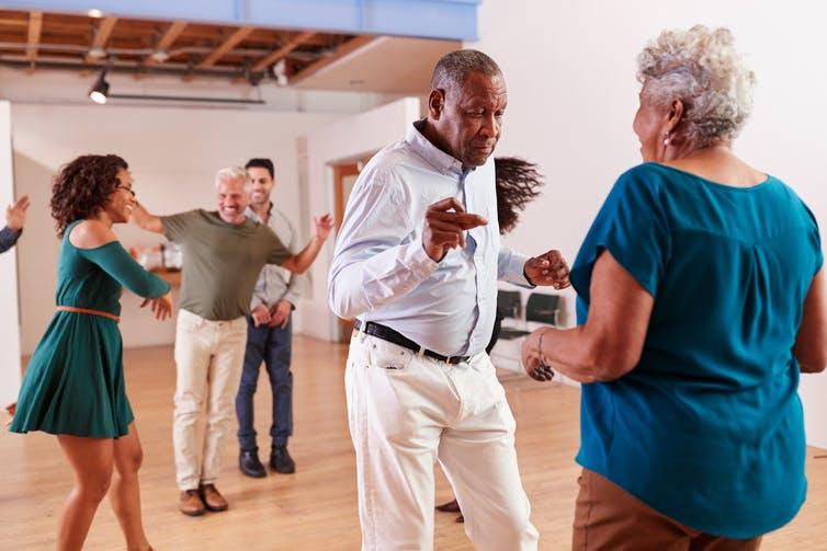 Nuevas formas de moverse pueden dar lugar a nuevas formas de sentir y percibir el mundo. (Shutterstock)