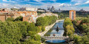 Política verde urbana en Madrid