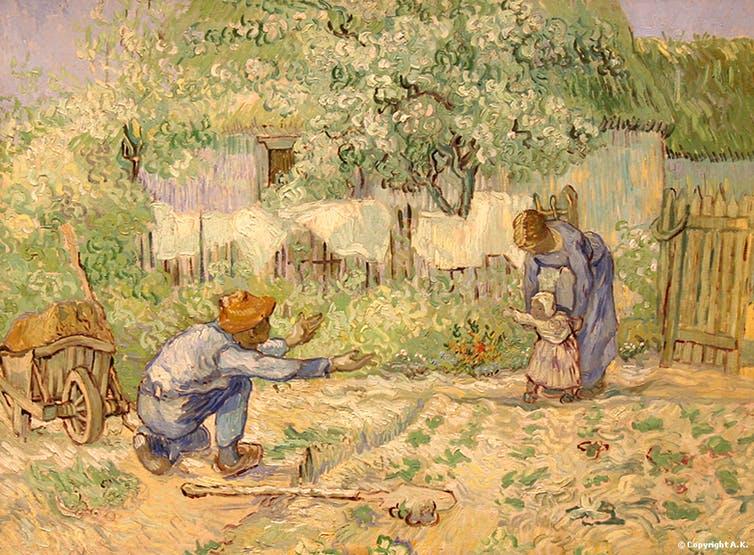 Primeros pasos (Van Gogh): ¿Hacia una nueva época?