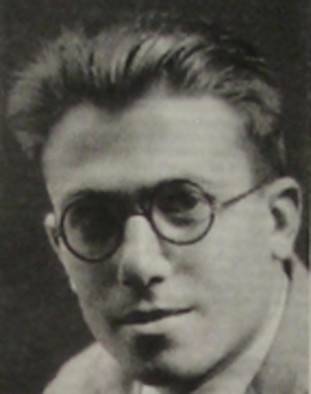 Salvador Vila, rector de la Universidad de Granada, fusilado el 22 de octubre de 1936 junto a otras 28 personas y arrojado a una fosa común en el Barranco de Víznar. Wikimedia Commons