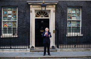 Boris Johnson, emperador desnudo