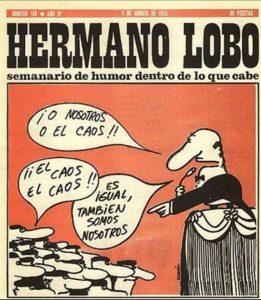 Revista 'Hermano Lobo'