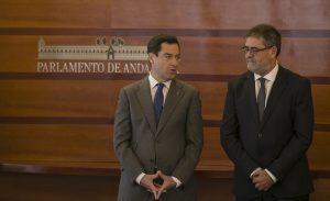 Golpe de mano en la Cámara de Cuentas de Andalucía