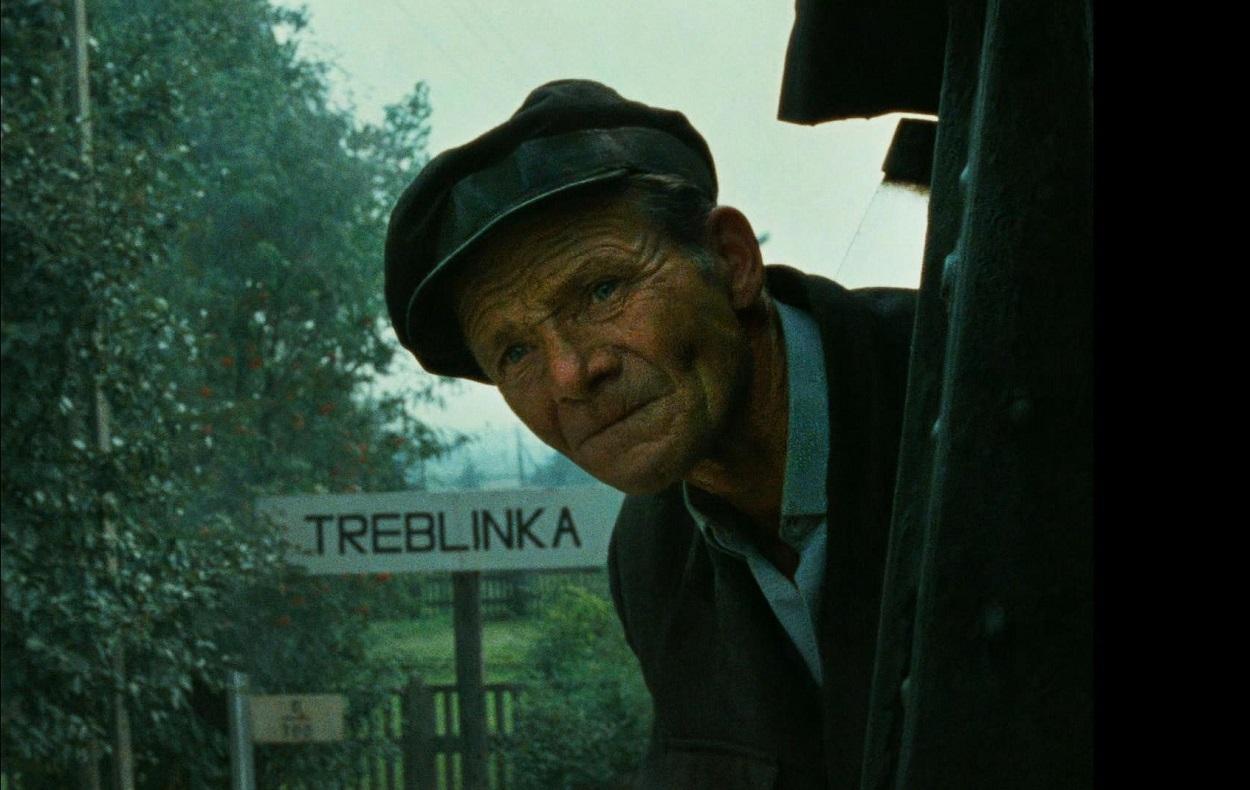 Fotograma de la película 'Shoah'.