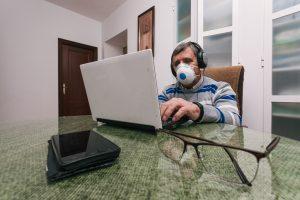 Teletrabajar en tiempos de la covid-19: ¿están nuestros hogares preparados?