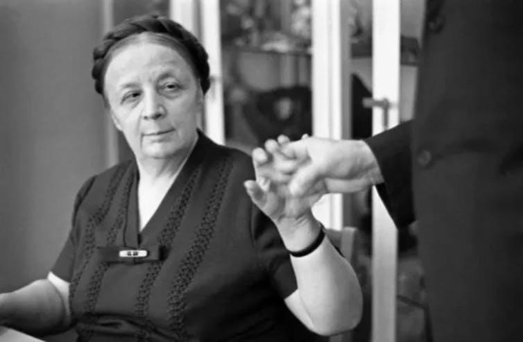 Olga Skorojodova.