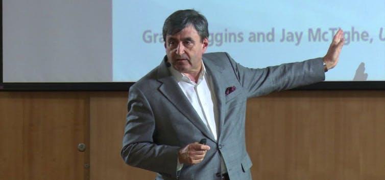 El profesor Eric Mazur. Consalud.es