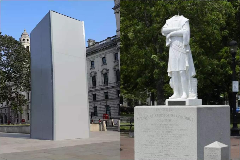 Estatuas y rebelión cuántica