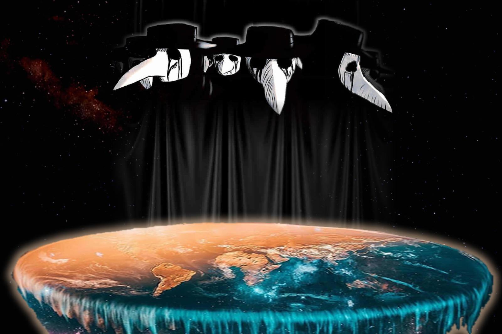'¿Vuelve la edad media? Conspiración, pandemia y tierra plana'