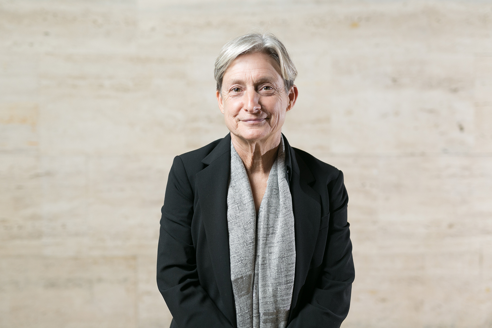 La filósofa estadounidense Judith Butler. WIKIPEDIA