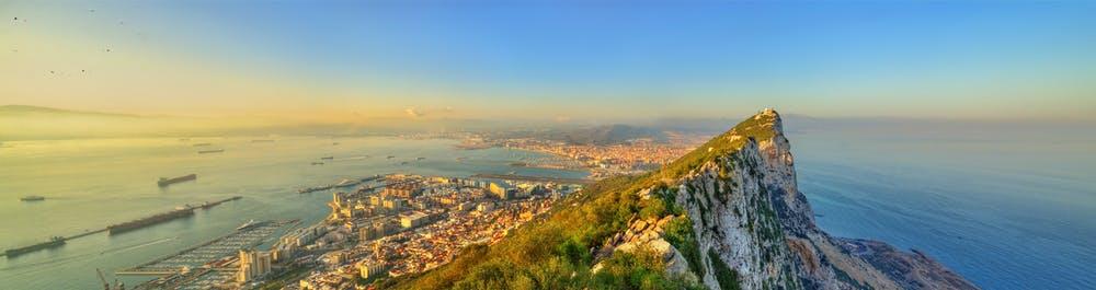 Gibraltar. Shutterstock / Leonid Andronov