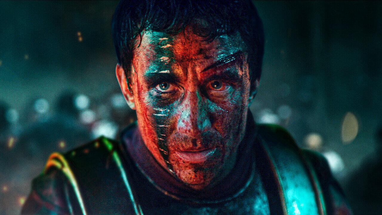 Imagen de la serie 'Bárbaros' de Netflix.