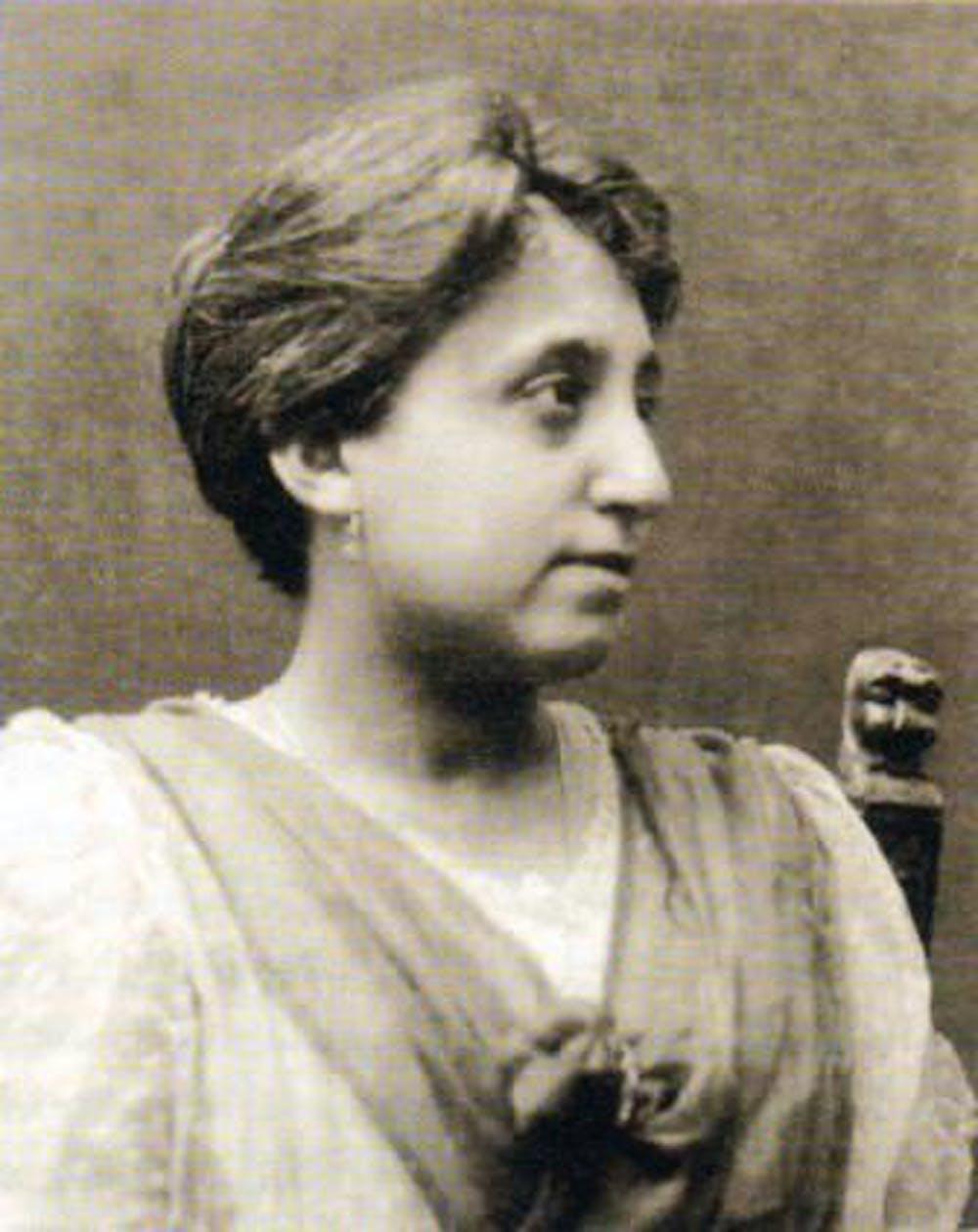 María Rodrigo Bellido. Wikimedia Commons