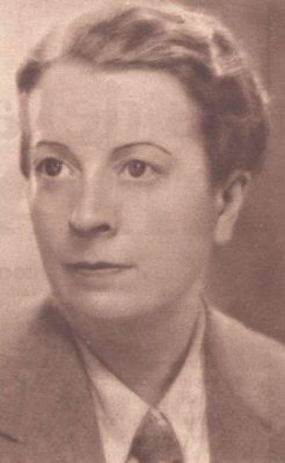 Elena Fortún. Wikimedia Commons