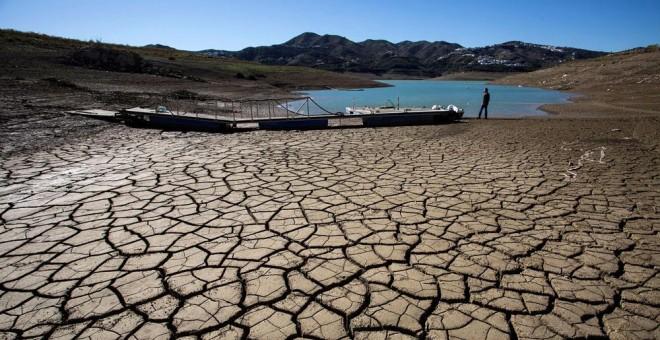 Embalse seco./Archivo EFE