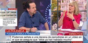Unidas Podemos y los medios: no es una guerra, es una cacería