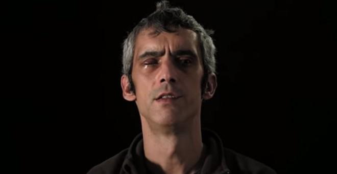 Roger Español perdió la visión de un ojo por el impacto de una pelota de goma durante el 1-O. / IRÍDIA