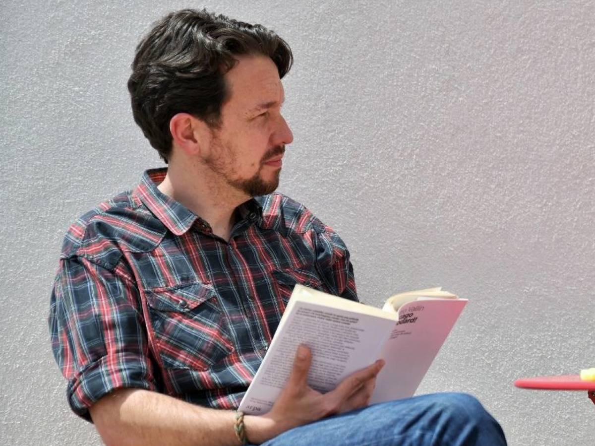 Pablo Iglesias. Foto. Dani Gago