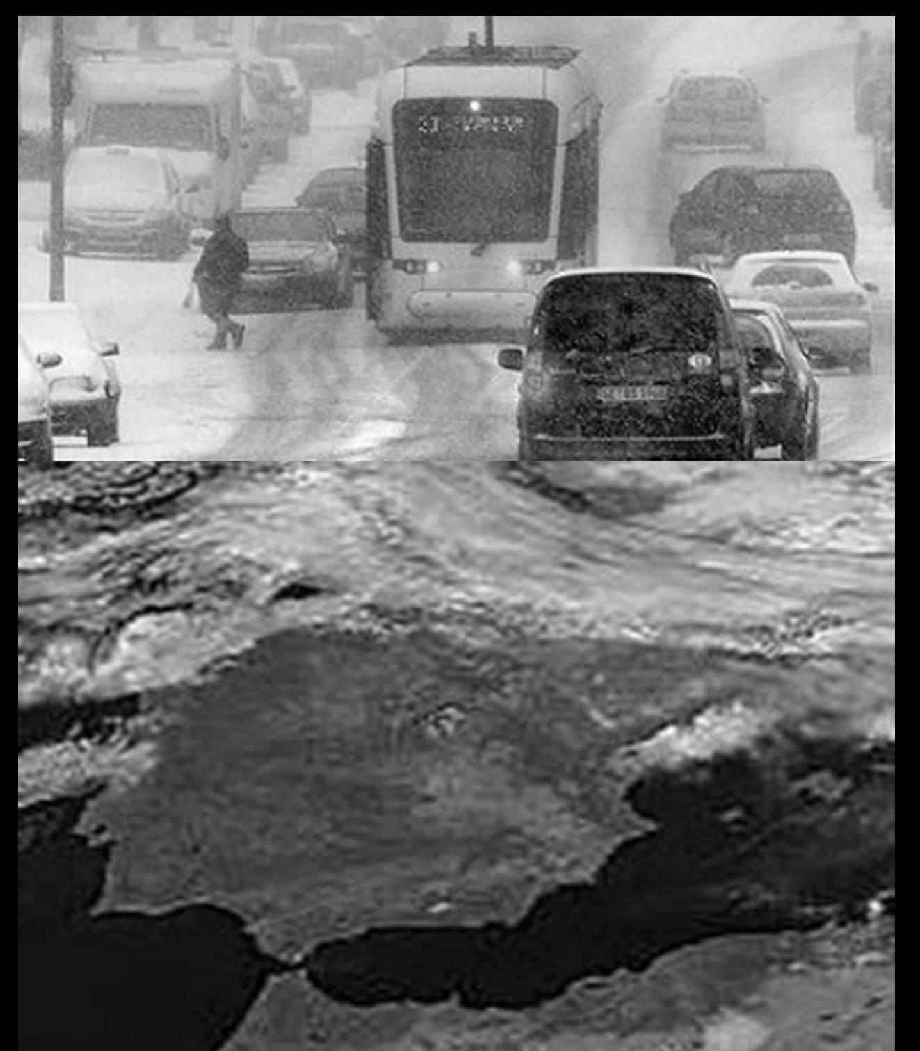 Existe Realmente El Cambio Climatico Ola De Frio