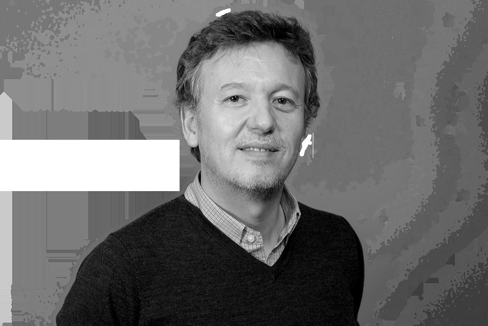 El periodista de Público, Pablo Romero. /Christian González